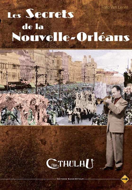 Portada de The New Orleans guidebook